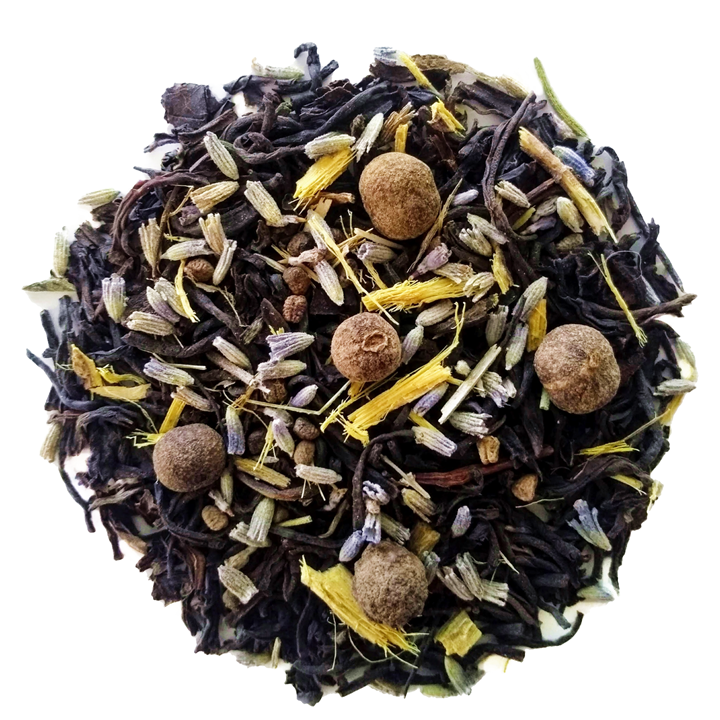 "Lavendearl Grey <span class=""subtitle"">Vanilla infused Earl Grey with Lavender & Spices</span>"