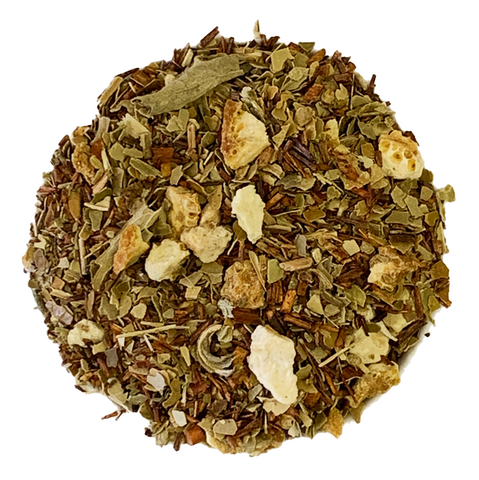 "MangOrange Maté <span class=""subtitle"">Orange & Mango infused Sweet Yerba Maté, Rooibos Mix</span>"