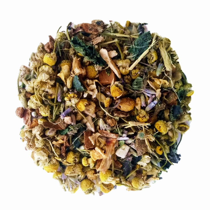 "Nightea Night <span class=""subtitle"">Honey infused Sweet, Minty, Floral Relaxation Blend with Ginseng</span>"