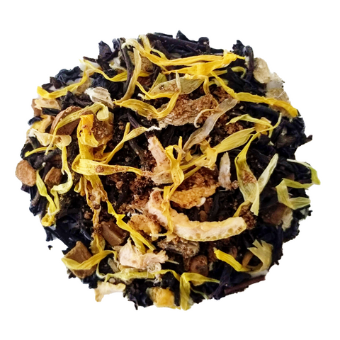 "Orange You Spicy <span class=""subtitle"">Orange, Nutmeg & Cinnamon Black Tea</span>"