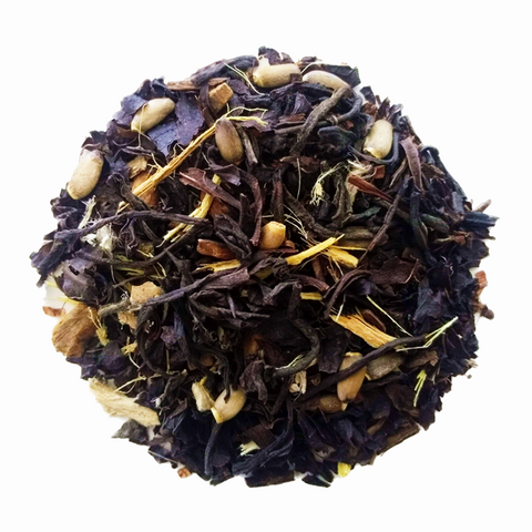 "Pecan Assam <span class=""subtitle"">Pecan infused Assam Black Tea with Ginseng</span>"