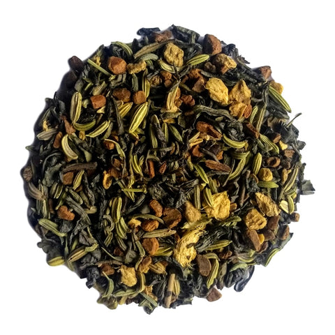 "Revive <span class=""subtitle"">Spiced Green Tea Blend</span>"