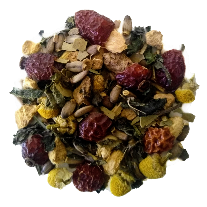 "Spring Clean <span class=""subtitle"">Herbaceous & Floral Mix for Detoxing</span>"
