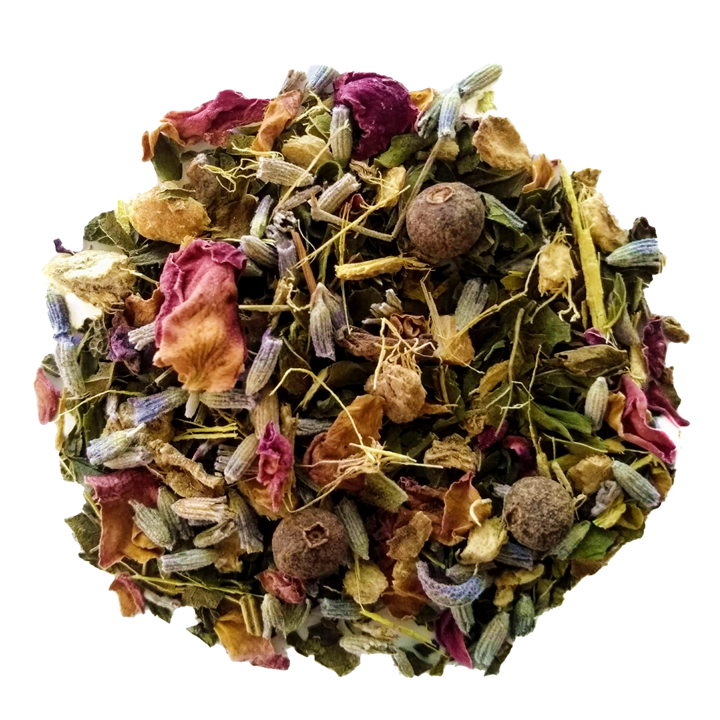 "Sweet Lavender <span class=""subtitle"">Sweet Floral Mix with Spices</span>"