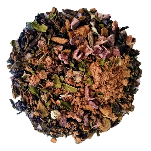 "Thin Mintea – <span class=""subtitle"">Chocolate & Mint Black Tea Mix</span>"