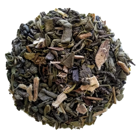 "Vanilla-Mint Green <span class=""subtitle"">Vanilla Infused Green Tea with Mint</span>"