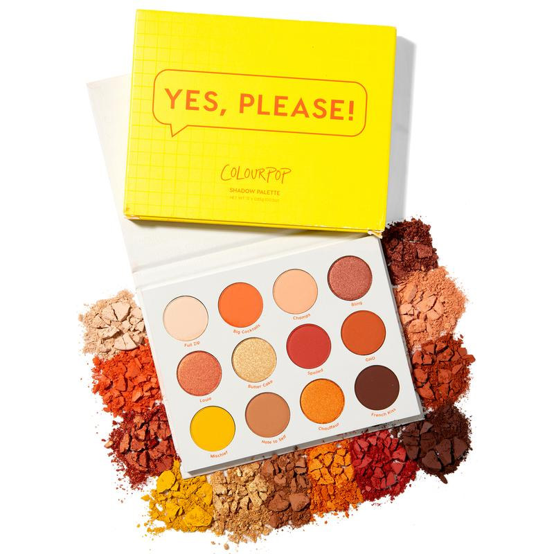 (PREORDER) Colourpop Yes, please!