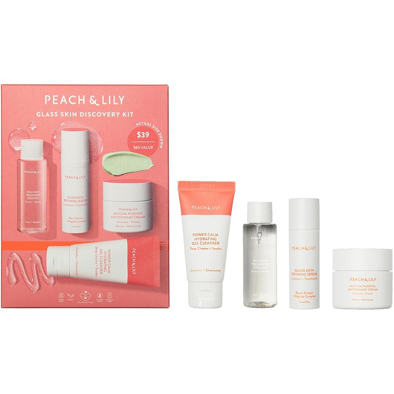 Peach & Lily Glass Skin Discovery Kit