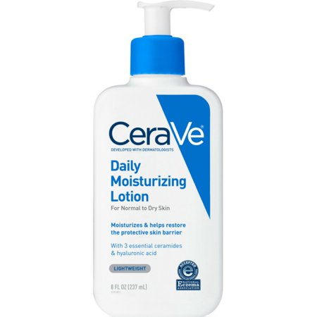 CeraVe Daily Moisturizing Lotion 8 Fl oz (237ml)