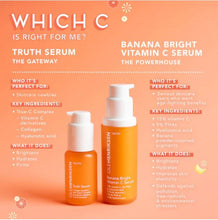 Load image into Gallery viewer, (PREORDER) OLEHENRIKSEN Banana Bright Vitamin C Serum