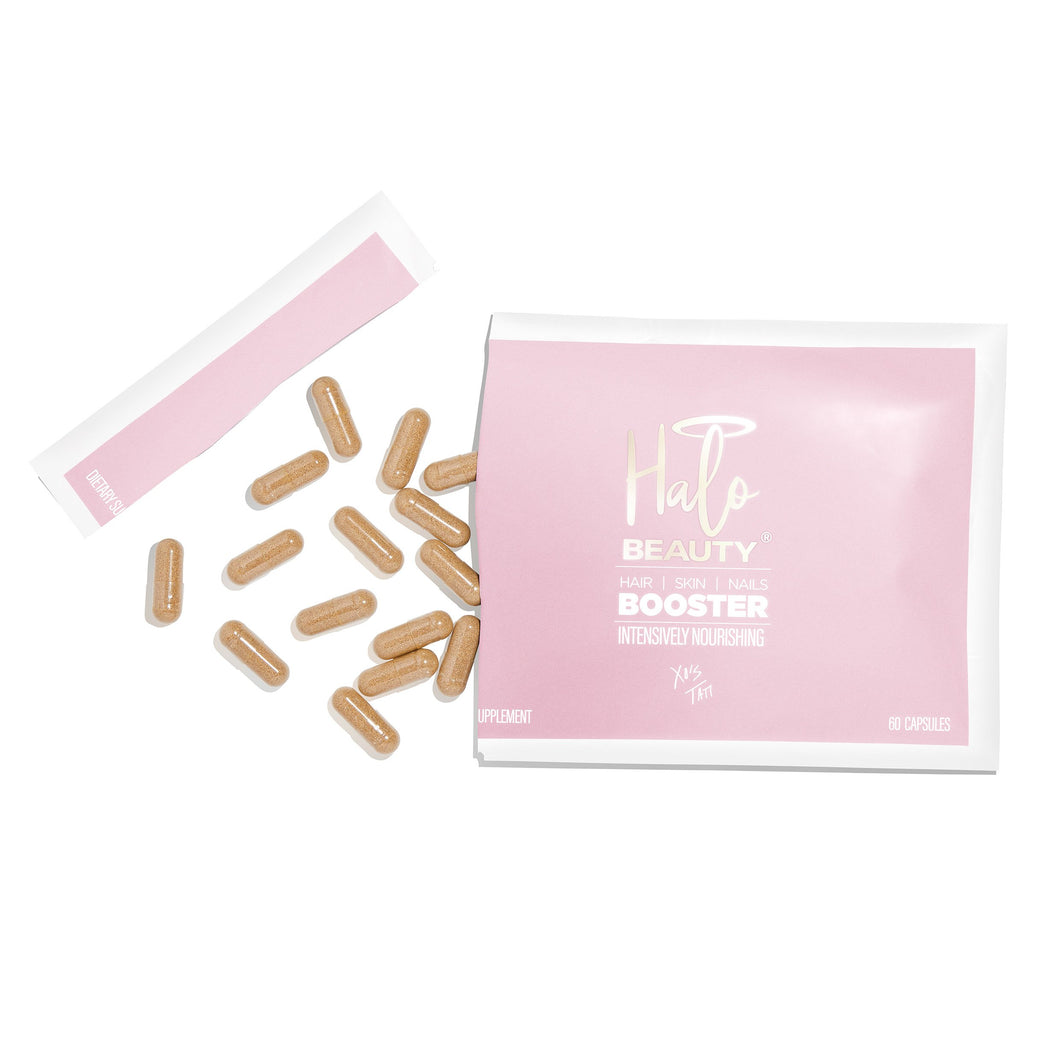 HALO Hair Skin and Nail Booster Refill