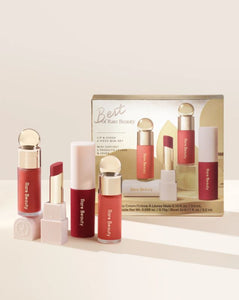 (PREORDER) Rare Beauty Best of Rare Beauty Lip & Cheek 4 Piece Mini Set