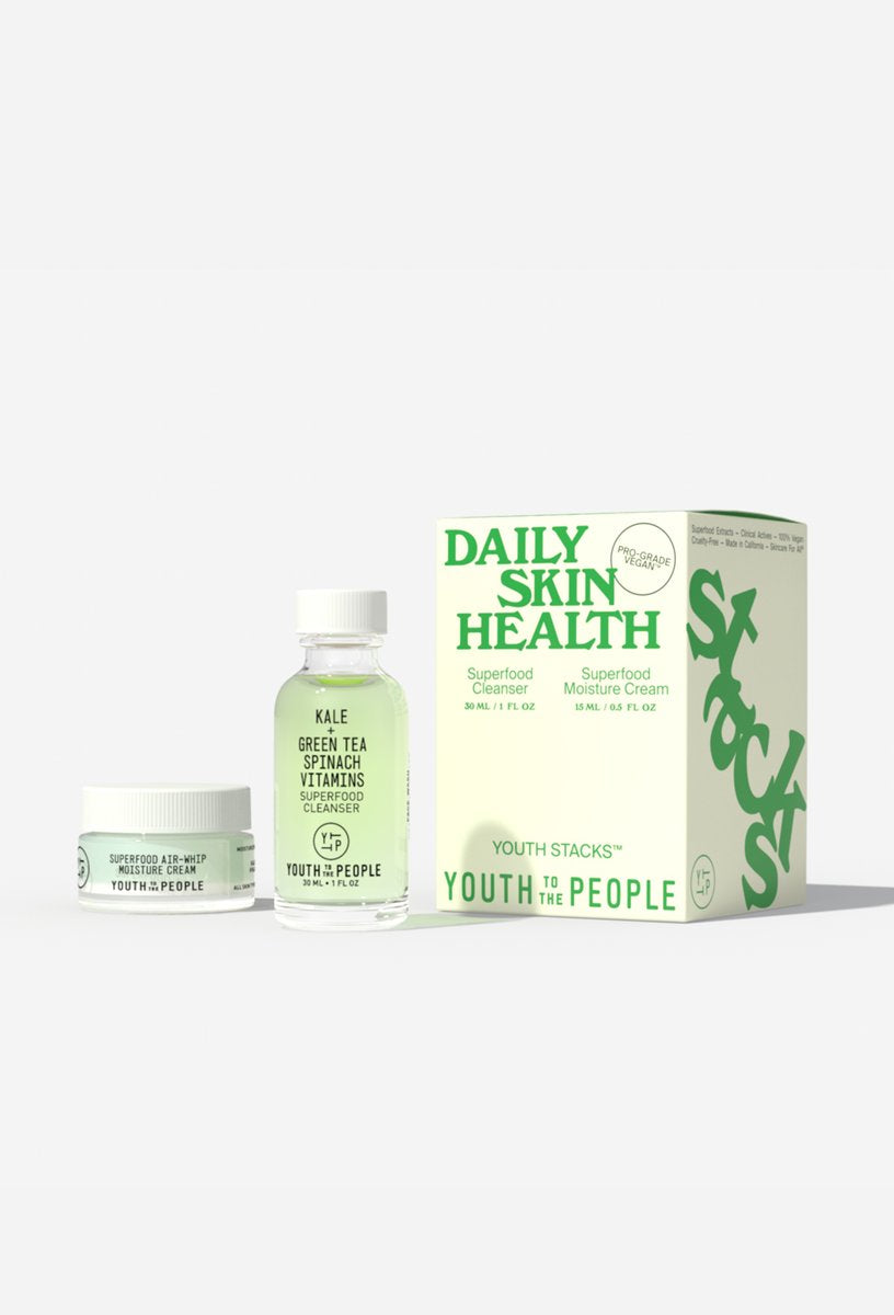 YTTP Youth Stacks - Daily Skin Health