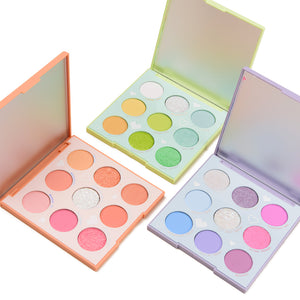 Colourpop Cloud Dye Palettes
