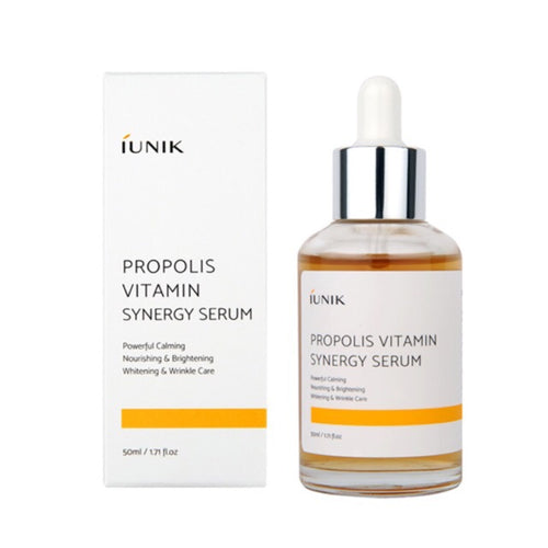 iUNIK Propolis Vitamin Synergy Serum 50ml
