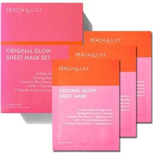 Load image into Gallery viewer, Peach & Lily Original Glow Sheet Mask