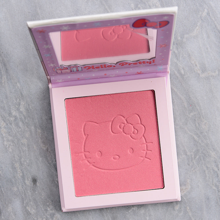 Colourpop x Hello Kitty Bundled Up Blush