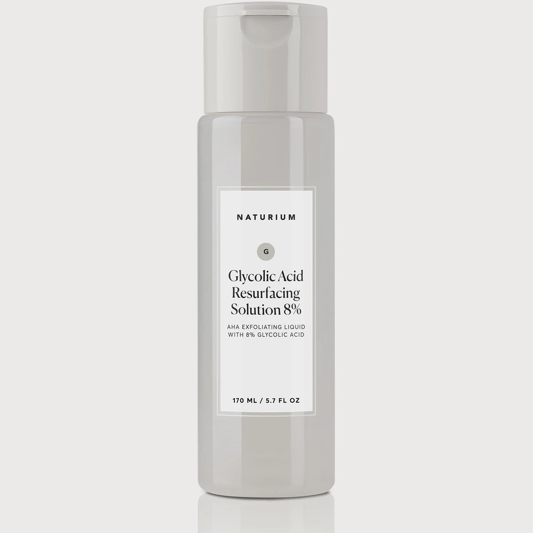 (PREORDER) NATURIUM GLYCOLIC ACID RESURFACING SOLUTION 8%
