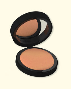 (PREORDER) Em Cosmetics Heaven's Glow Radiant Veil Blush - Faded Clementine