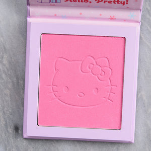 Colourpop x Hello Kitty At Frost Sight Blush
