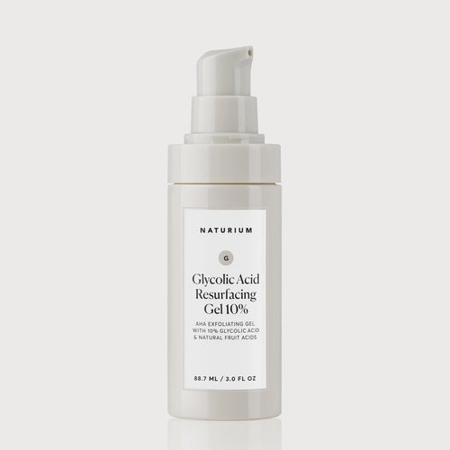 (PREORDER) NATURIUM GLYCOLIC ACID RESURFACING GEL 10%