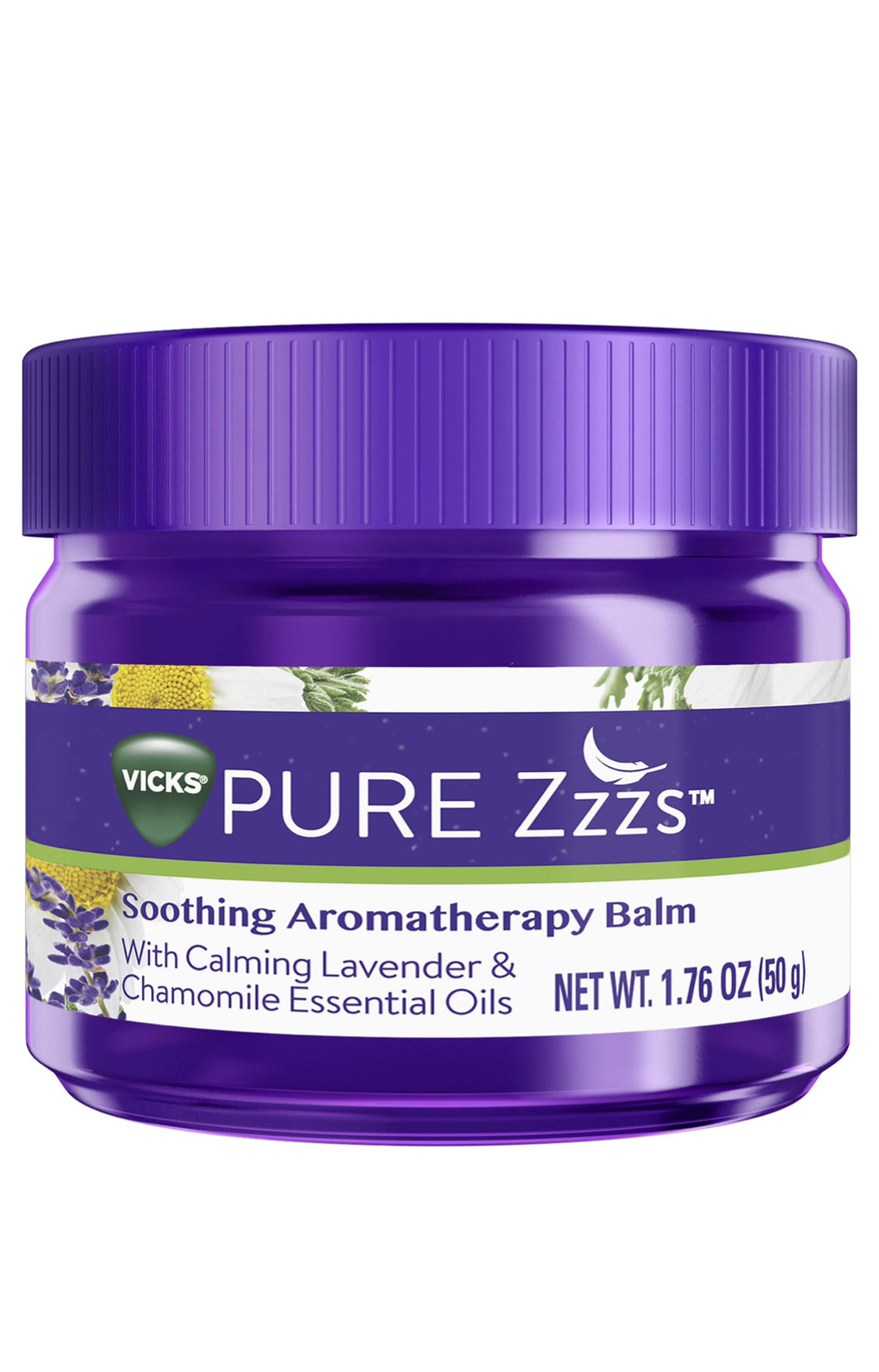 (PREORDER) Vicks PURE Zzzs Soothing Aromatherapy Balm