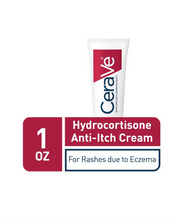 Load image into Gallery viewer, (PREORDER) CeraVe Hydrocortisone Anti-Itch Cream