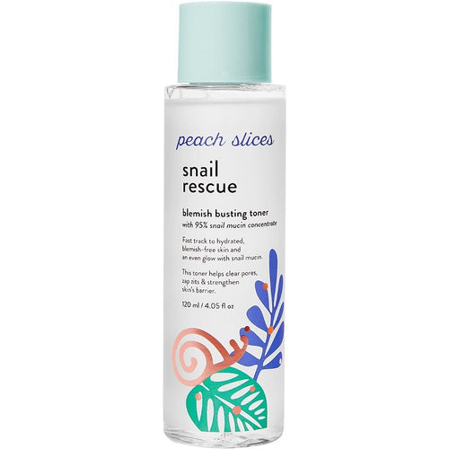 (PREORDER) Peach Slices Snail Rescue Toner