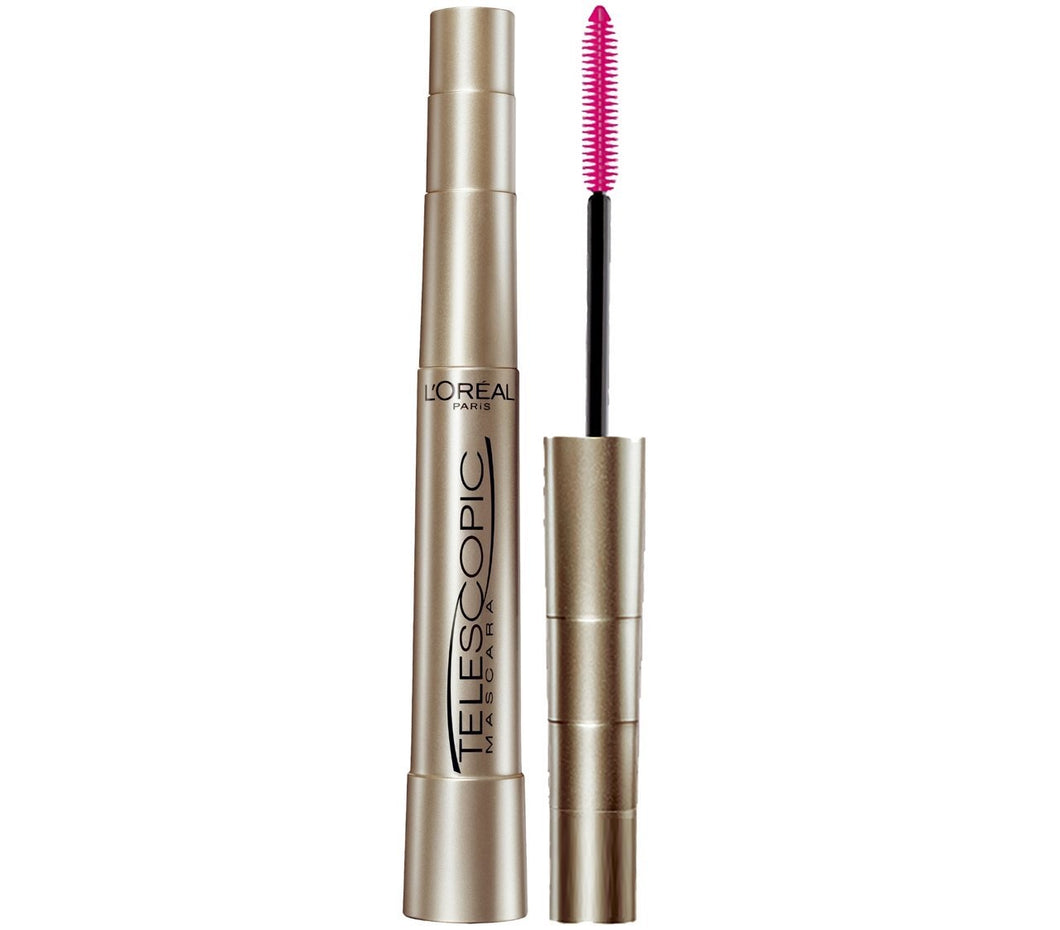 Loreal Paris Telescopic Mascara- Black