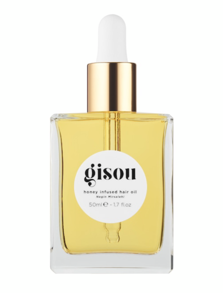 (PREORDER) Gisou Honey Infused Hair Oil 50ml