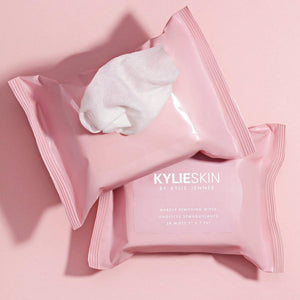 Kylie Skin Makeup Removing Wipes