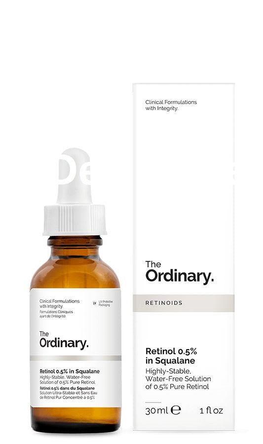 TO Retinol 0.5% in Squalane