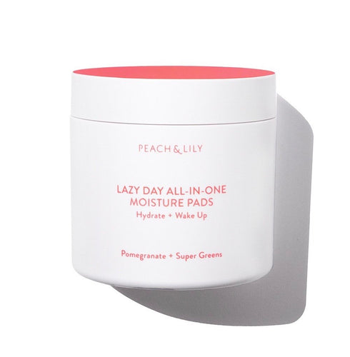 (PREORDER) Peach & Lily Lazy Day All-In-One Moisture Pads