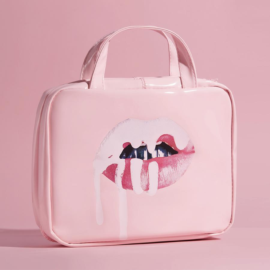 (PREORDER) Kylie Lips Travel Case