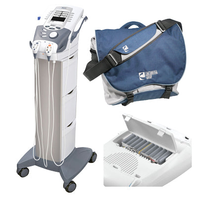 Intelect Transport - 2-channel Stim unit with bag and battery
