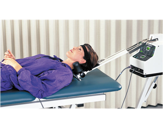Saunders cervical traction system - system, includes clevis for TX attachment