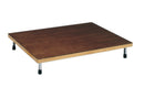 Powder Board with Folding Legs - 29 x 40 x 7 inches (WxLxH)