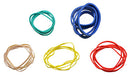 CanDo Hand Exerciser - Additional Latex Free Bands - 25 Bands Only
