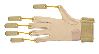 CanDo Deluxe with Thumb Finger Flexion Glove