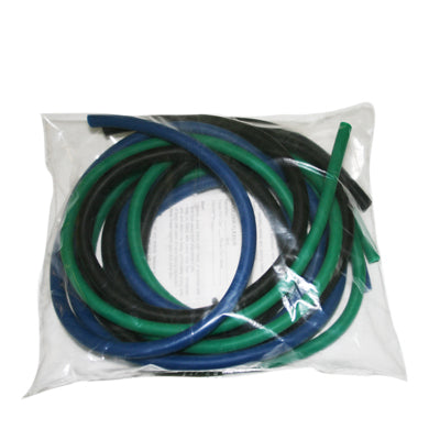 CanDo Low Powder Exercise Tubing Pep Pack