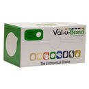 Val-u-Band Low Powder Exercise Band Rolls