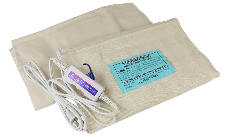 Heating Pad - Electric - Moist - Analog