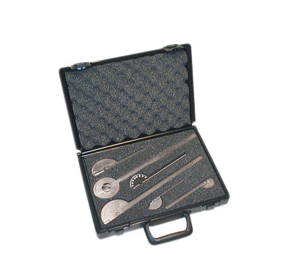 Baseline Metal Goniometer - 6-piece Set