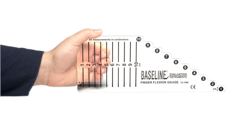 Baseline Functional Finger Motion Gauge