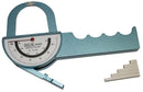 Baseline Medical Skinfold Caliper - Deluxe Dual-sided Model