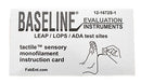 Baseline Tactile Monofilament - ADA/LEAP/LOPS - Disposable w/sleeve - 5.07 - 10 gram - 1 ea.