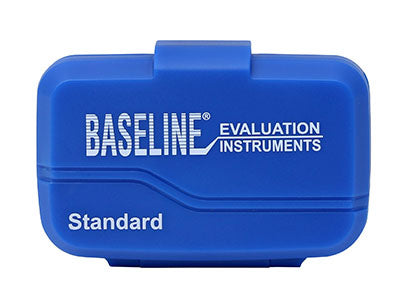 Baseline Standard Pedometer, Step, Distance & Calorie, Includes Strap