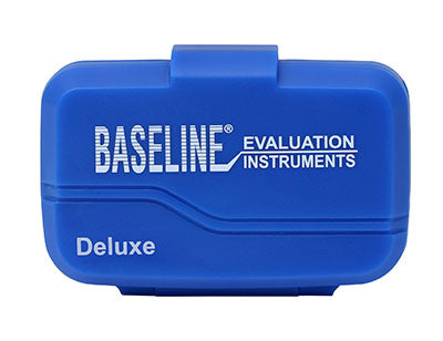 Baseline Deluxe Pedometer, Step, Distance, Calorie, Activity Time, Includes Strap