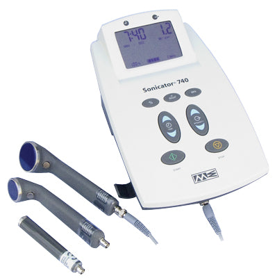 Mettler Sonicator Ultrasound only - 740x portable - dual frequency 1&3MHz, 1, 5, 10 cm heads