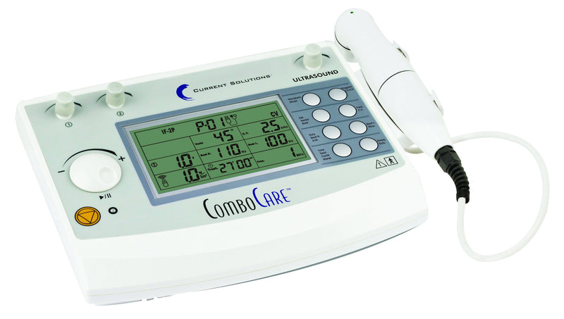 Combo Care, professional EStim and Ultrasound combo